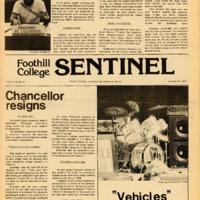 Foothill Sentinel October 15 1976