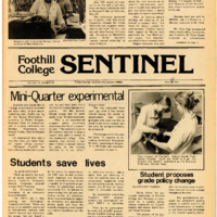 Foothill Sentinel May 13 1977
