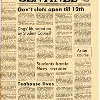 Foothill Sentinel November 6 1970