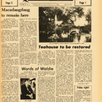 Foothill Sentinel May 30 1974