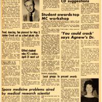 Foothill Sentinel April 22 1960