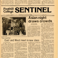 Foothill Sentinel March 11 1977