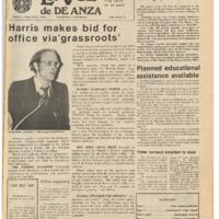 De Anza La Voz February 27 1976
