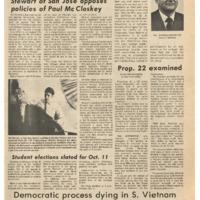 De Anza La Voz September 29 1972