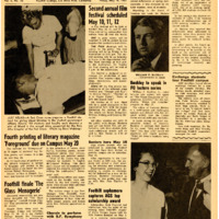 Foothill Sentinel May 10 1963