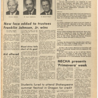 De Anza La Voz April 23 1971