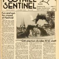 Foothill Sentinel June 1 1984