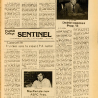 Foothill Sentinel March 10 1978