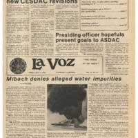 De Anza La Voz May 19 1978