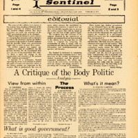 Foothill Sentinel February 22 1974