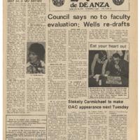 De Anza La Voz February 28 1975