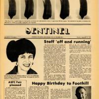 Foothill Sentinel September 16 1975