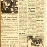 Foothill Sentinel April 9 1965