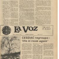 De Anza La Voz March 10 1978