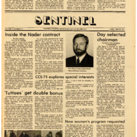 Foothill Sentinel April 25 1975