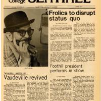 Foothill Sentinel April 15 1977