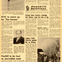 Foothill Sentinel October 12 1962