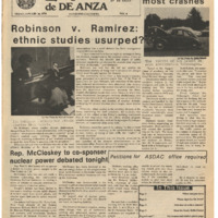 De Anza La Voz January 30 1976