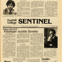 Foothill Sentinel February 6 1976