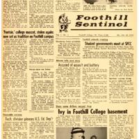 Foothill Sentinel October 16 1959