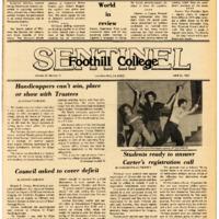 Foothill Sentinel April 25 1980