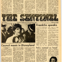 Foothill Sentinel January 14 1972
