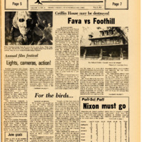 Foothill Sentinel May 9 1974