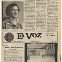 De Anza La Voz January 13 1978