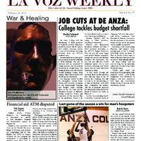 De Anza La Voz February 25 2013