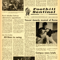 Foothill Sentinel October 14 1966