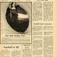 Foothill Sentinel November 17 1978