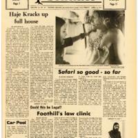 Foothill Sentinel April 12 1974