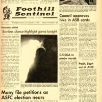 Foothill Sentinel December 12 1966