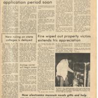 De Anza La Voz October 22 1971