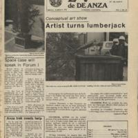 De Anza La Voz March 19 1976