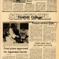 Foothill Sentinel February 1 1980