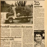 Foothill Sentinel January 15 1982