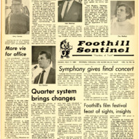 Foothill Sentinel May 17 1968