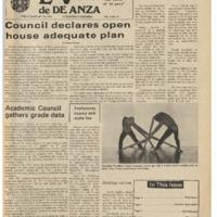 De Anza La Voz January 16 1976