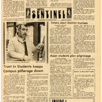 Foothill Sentinel March 14 1975