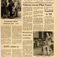 Foothill Sentinel December 1 1978