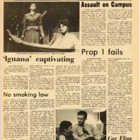 Foothill Sentinel November 9 1973