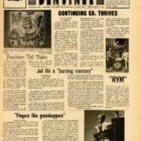Foothill Sentinel October 11 1974