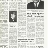 De Anza La Voz October 25 1968