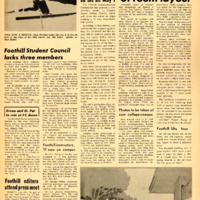 Foothill Sentinel February 27 1959