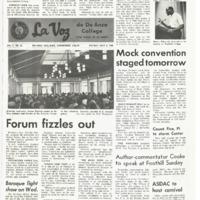 De Anza La Voz May 3 1968