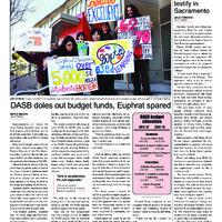 De Anza La Voz February 13 2012