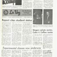 De Anza La Voz March 15 1968