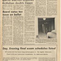 De Anza La Voz March 17 1972