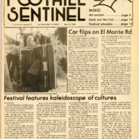 Foothill Sentinel May 18 1984